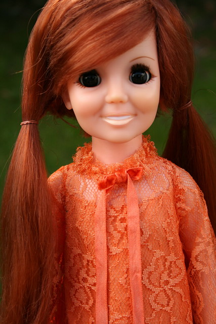 Crissy doll forerunner of the american girl doll are you there god