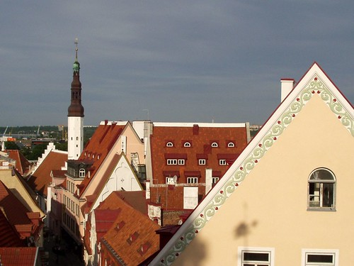 Tallinn - the capital of Estonia