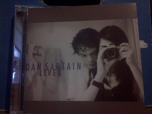 Dan Sartain - Dan Sartain Lives CD by factportugal
