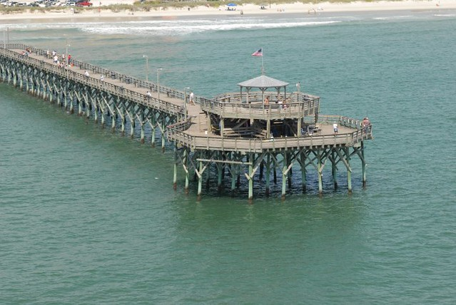 cherry grove fishing pier flickr photo sharing