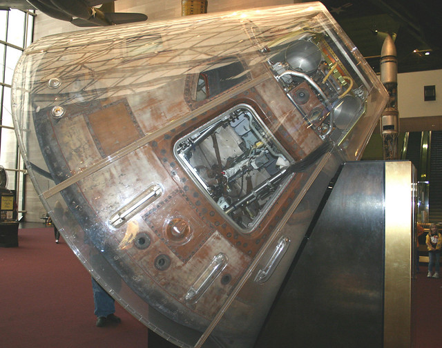 The Apollo 11 capsule | Flickr - Photo Sharing!