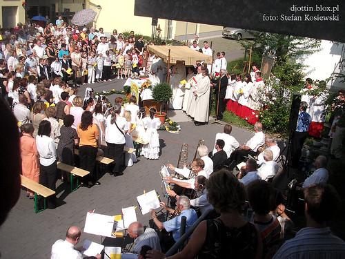 Fronleichnam 2007 Boże Ciało