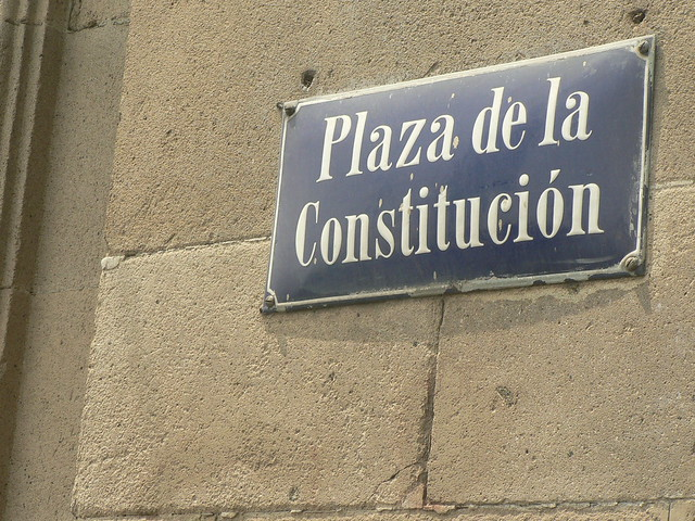 Plaza de la Constitucion - Mexico City
