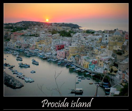 Welcome to the Procida island