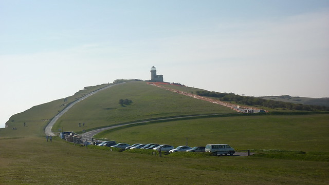 Looking back at Belle Tout