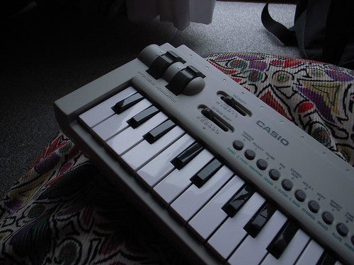 Keyboard, CASIO GZ-5