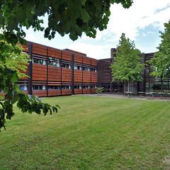 knud holscher, KHR arkitekter, odense university, 1966-1976