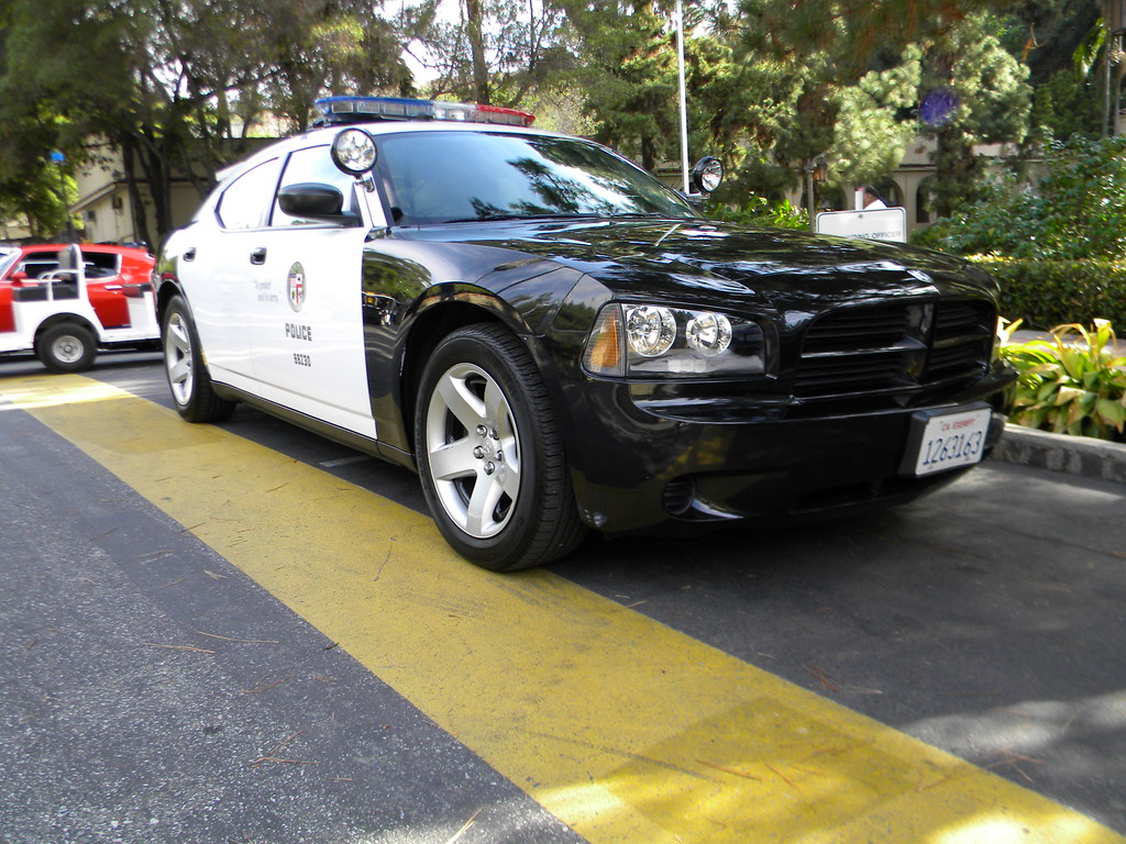 Lapd 2010 Dodge Charger A Photo On Flickriver