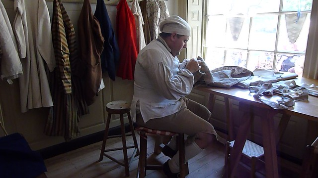 Colonial Tailor