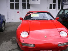 automobile, automotive exterior, vehicle, porsche 968, porsche, porsche 928, land vehicle, sports car,
