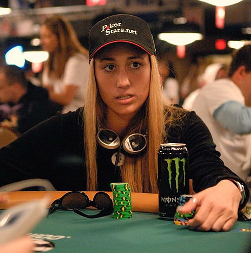 Female Poker Players - a gallery on Flickr
