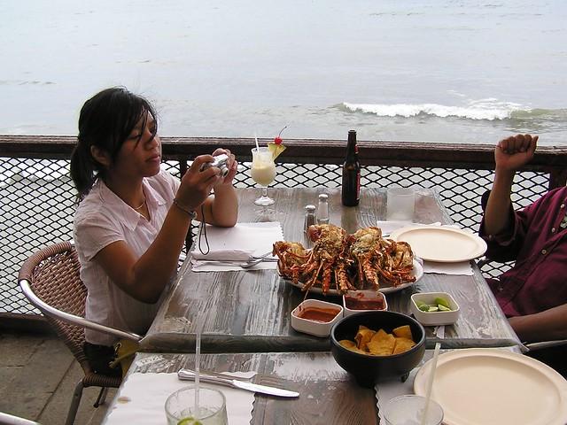 Puerto Nuevo Restaurant La Brea
