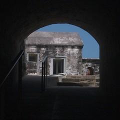 Fort Charlotte Interior