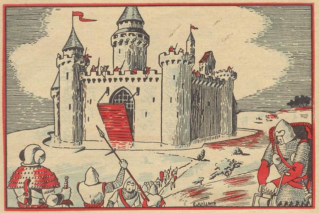 3c chateau feodal