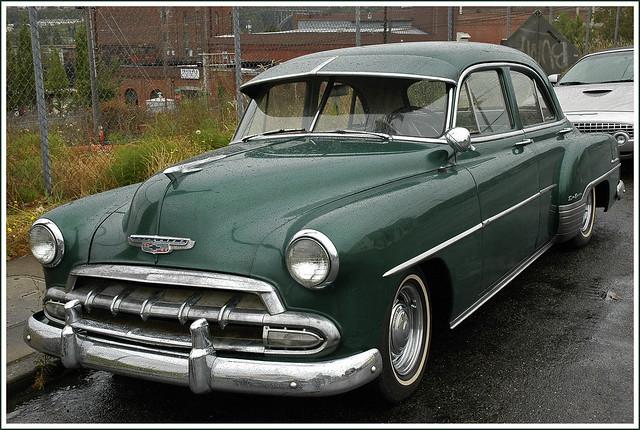 1952 chevrolet styline deluxe four door sedan flickr for 1952 chevrolet 4 door sedan