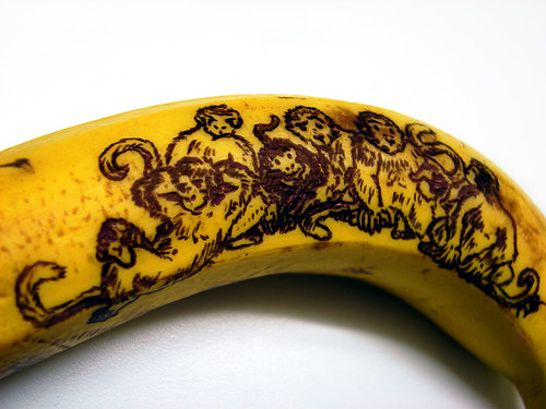Monkeys on a Banana
