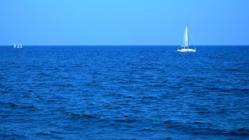 3+1 Sailboats in Barcelona