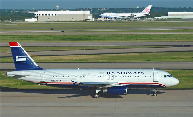 US Airways N633AW