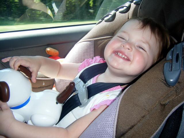 Header of car ride