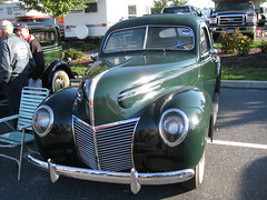 One of the first - Mercury for 1939