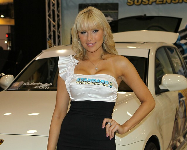 2010 StandardSuspension.com SEMA Girls