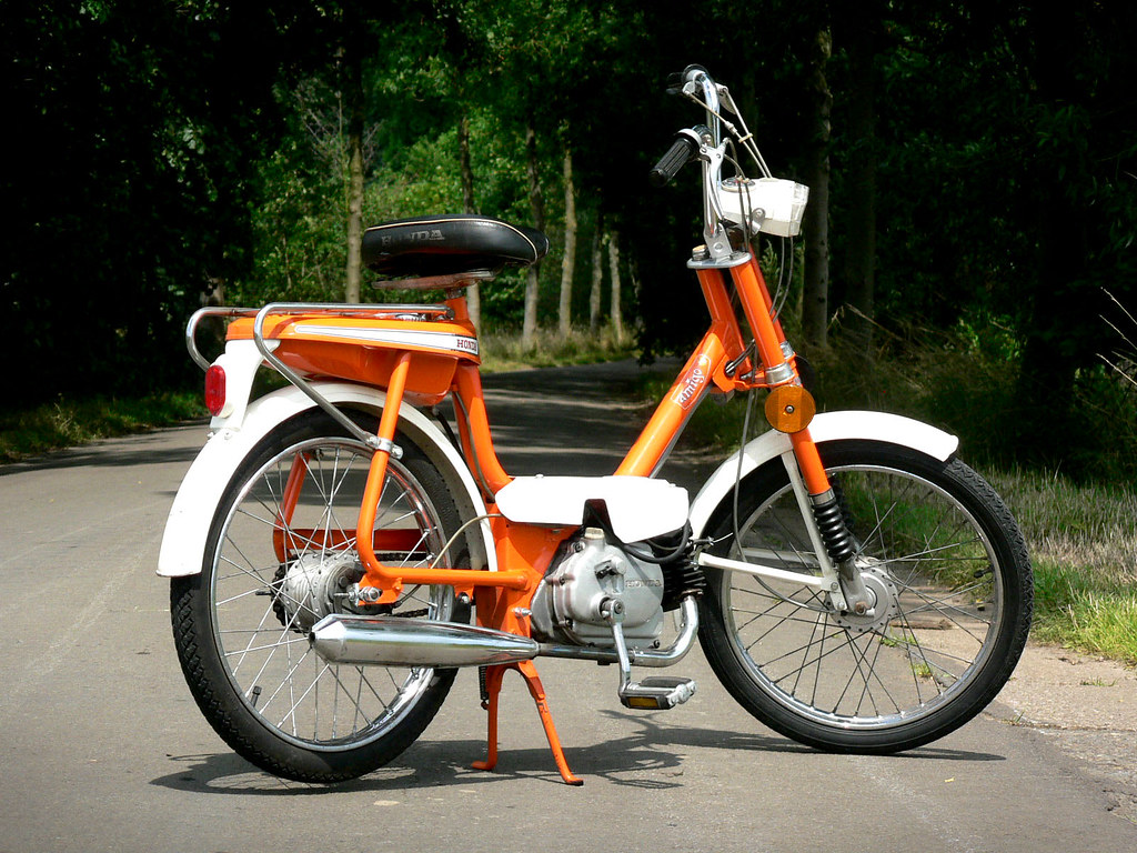 Brommerforum.nl - Gallery - Honda Amigo