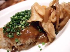 gravy, food, dish, cuisine, teriyaki,