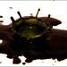 splash na tinta guache_