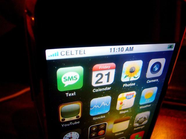 Comment Debloquer Iphone