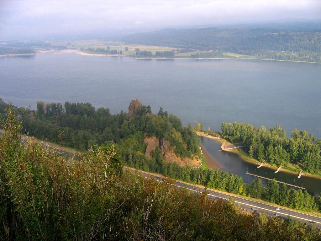Columbia River.