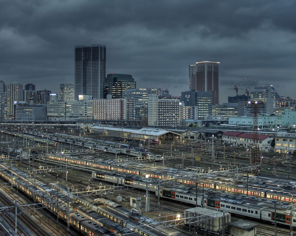 Tokyo 1993
