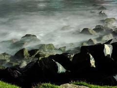 Hazy Rocks | Pedras enevoadas