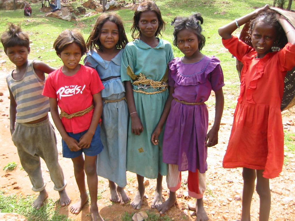 Inde India children enfant