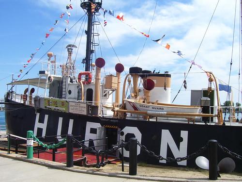 Huron Lighthship
