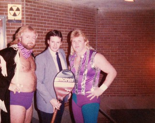 Jim Cornette and the Midnight Express 1986