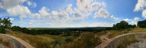 panorama texas hillcountry hdr pedernalesriver texashillcountry sigma1020mm pedernalesfallsstatepark texasparksandwildlifedepartment texasstateparks hdrpanorama rebelxti blancocounty circlebarranch