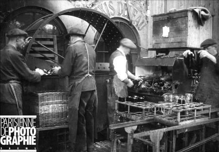 Au temps des pinardiers - Halle aux vins de Bercy