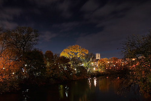 Guelph at Night  by John Q6