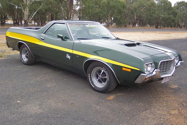 1972 Ford Ranchero Gt Flickr Photo Sharing