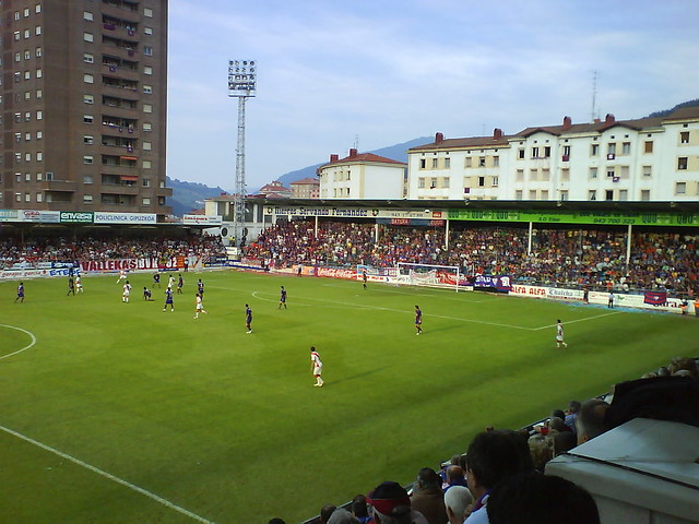 Eibar - Rayo Vallecano