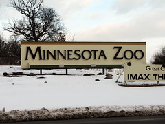 Minnesota Zoo: Sign