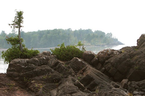 Lake Superior at Copper Harbor