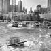 Chicago Spire breaking ground: 5 by spudart