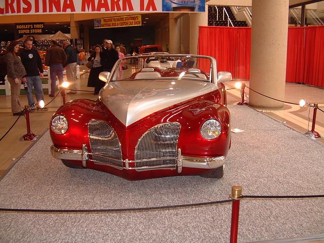 Darryl Starbird Car Show Wichita