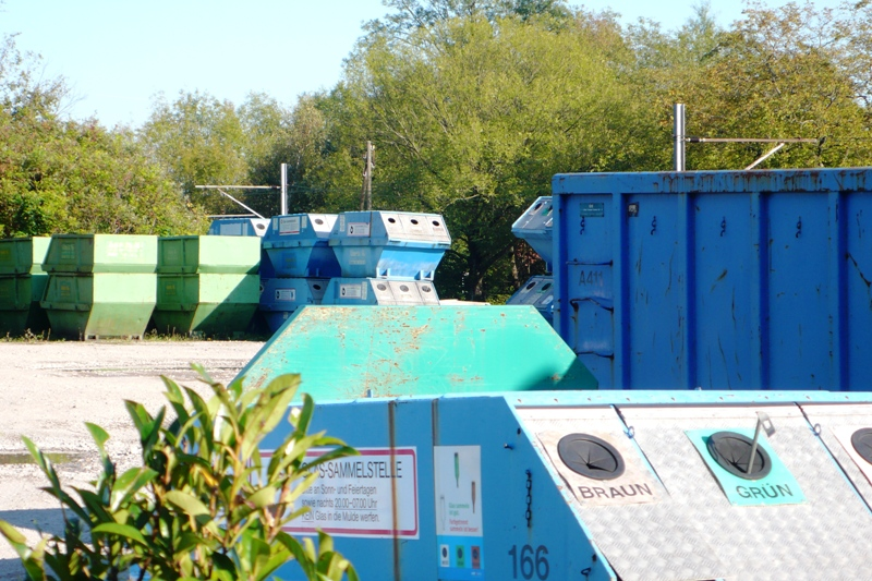 Recycling company Bellach