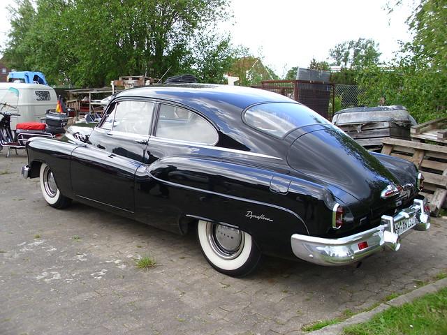 Buick Roadmaster 8 Dynaflow 1950 -3- | Flickr - Photo Sharing!