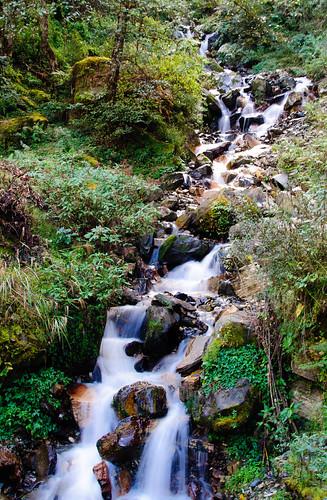 Glassy Falls