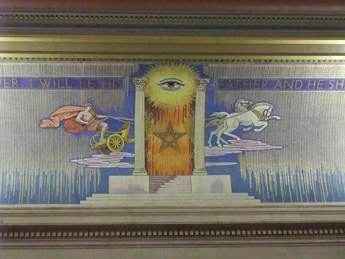 Freemasons' Hall 1927: London art deco