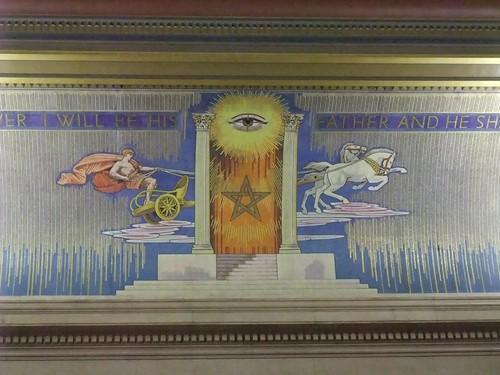 Freemasons' Hall 1927: London art deco