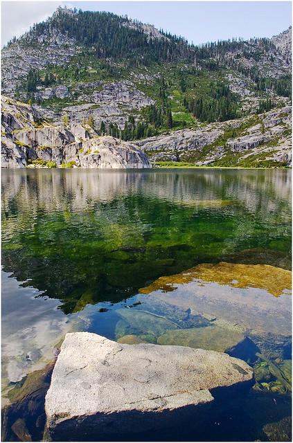 Trinity Alps Lake